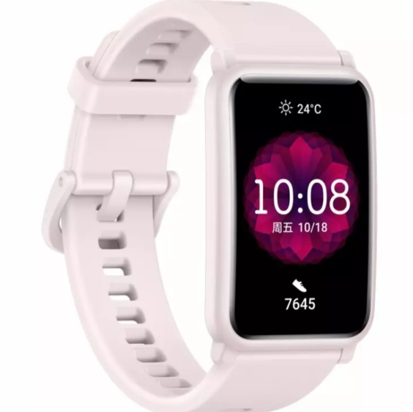 Huawei Honor Watch ES Smart Watch SpO2 Smartwatch Heart Rate Monitoring 5ATM 1.64 AMOLED Fashion and Sports for Women