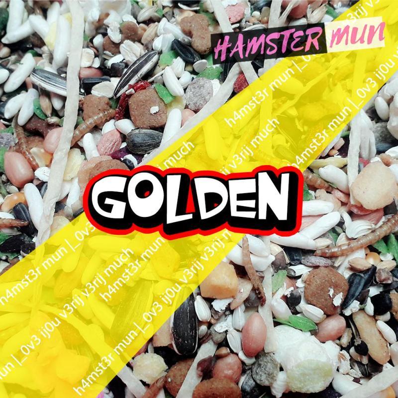 Thức ăn hỗn hợp cho hamster siêu ngon GOLDEN FOOD