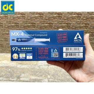 Keo tản nhiệt làm mát CPU Arctic MX4 20g tản nhiệt CPU, card VGA thumbnail