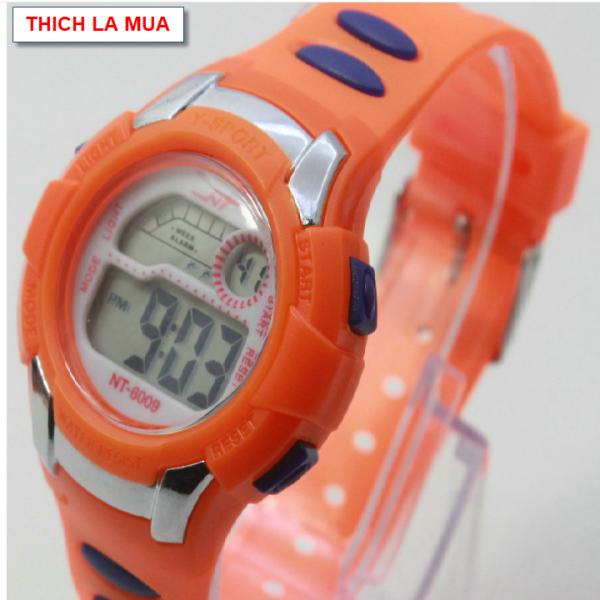 Nơi bán Đồng hồ cho bé trai chống nước , điện tử NT- 6009F