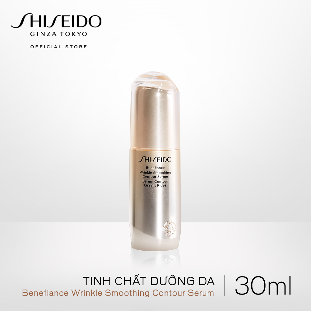 Tinh chất dưỡng da Shiseido Benefiance Wrinkle Smoothing Contour Serum 30ml