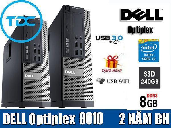 Bảng giá Case DELL Optiplex 7010/9010  (CORE i5 RAM 8Gb SSD 240GB ) TẶNG usb thu wifi. Dùng cho văn phòng, học tập, giải trí. Bảo hành 24t Phong Vũ
