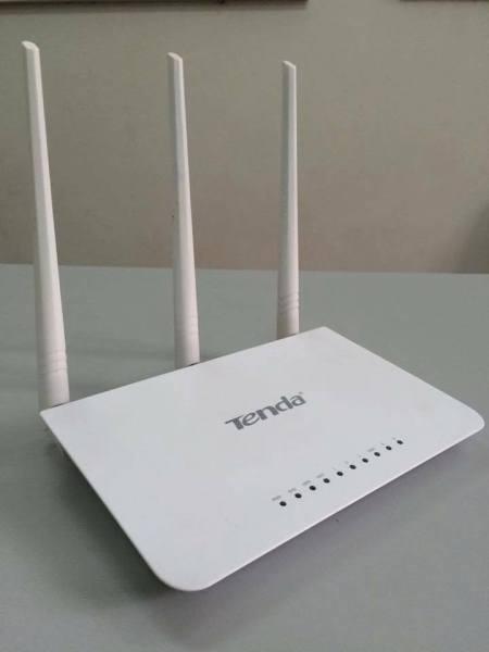 Bảng giá Bộ Phát Wifi TENDA 3 Râu TENDA F3 Tốc Độ 300Mbps Phong Vũ
