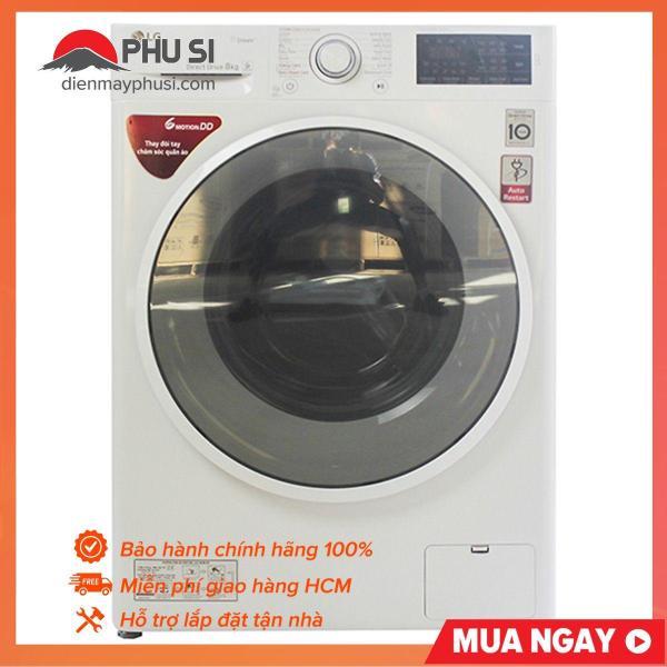 Bảng giá Máy giặt lồng ngang LG FC1408S4W2, 8kg, Inverter Điện máy Pico