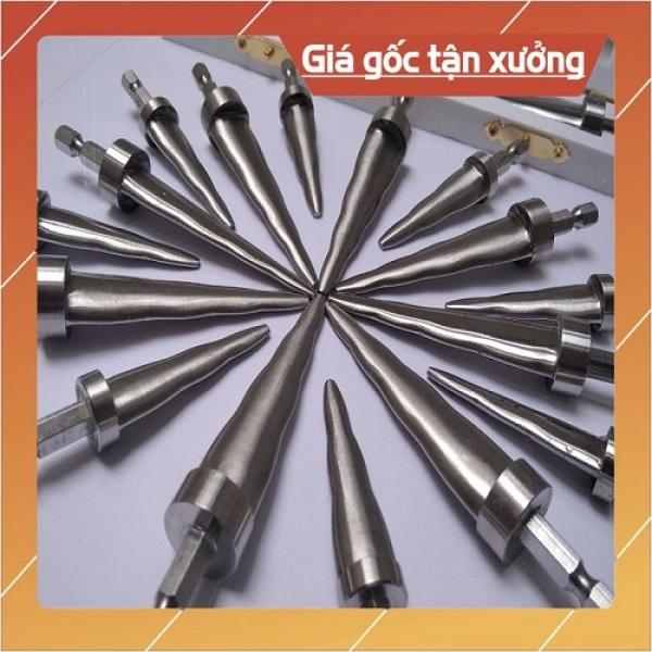 Mũi Nong ống đồng bằng khoan -nong ống 6-10-12-16 - nong ống đồng bằng máy khoan