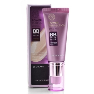 Kem BB cream The Faceshop Face it Power Perfection SPF37 PA++ no 2 natural beige 20g thumbnail