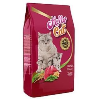 Hạt cho mèo,Thức ăn cho mèo HELLO CAT 1,2kg Kèm quà tặng pate thumbnail