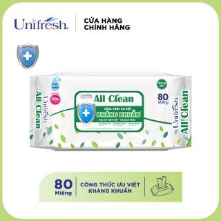 Khăn ướt Unifresh All Clean thumbnail