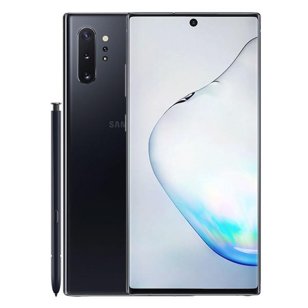 Điện thoại Samsung Galaxy Note 10 Plus (12GB/256GB)- Bộ 3 camera sau 12MB Màn hình tràn viền 6.8 Dynamic AMOLED Độ phân giải 2K+ Pin 43000mAh Hàng Chính Hãng - Bảo hành 12 Tháng