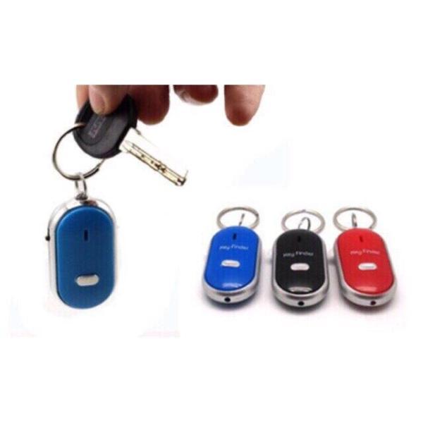 Móc Khóa Đa Năng - Tìm Chìa Khóa Thông Minh Key Finder - Tìm Chìa Khóa Nhà, Đồ Hay Quên - Tìm Chìa Khóa Dễ Dàng Với Móc Khóa Huýt Sáo Thông Minh