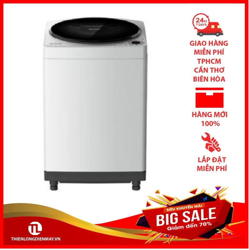 Bảng giá Máy giặt Sharp 8.0 KG ES-W80GV-H Điện máy Pico