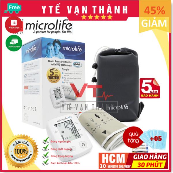 Nơi bán ✅ [Chính Hãng HCM] Máy Đo Huyết Áp Bắp Tay: Microlife A2 Classic - [Y Tế Vạn Thành] - Mã SP: VT0013
