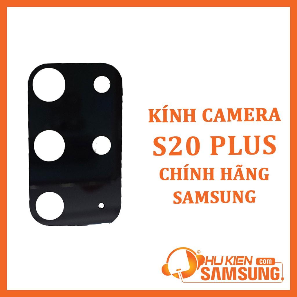 Thay mặt kính camera Galaxy S20 Plus chính hãng