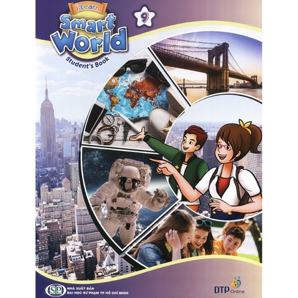 Sách - I-Learn Smart World 9 - Student Book