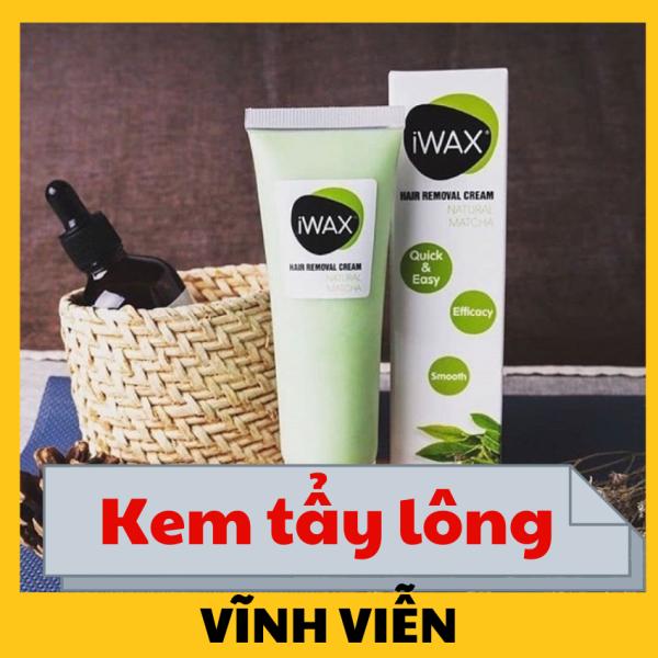 TẨY LÔNG iWAX - Dứt điểm + Trị thâm vùng nách chỉ sau 1 lần dùng( Tặng kèm thìa và khăn cạo lông ) . Sản phẩm bán chạy nhất trong tháng ( Miễn phí vận chuyển đơn hàng 260k)