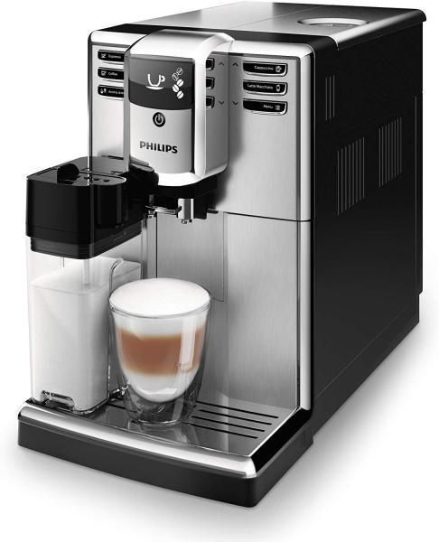 Bảng giá (Hàng Đức) Máy pha cafe Philips 5000 Serie EP5365/10, 1450W, tự động, tự động vệ sinh máy, bình sữa Điện máy Pico