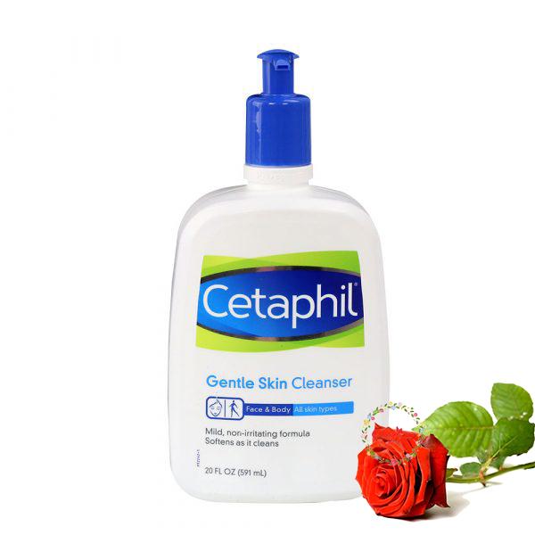 Sữa Rửa Mặt Cetaphil Gentle Skin Cleanser 500ml Giá Tốt Nhất Thị Trường