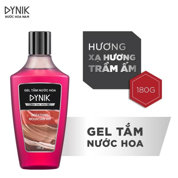 [QUÀ TẶNG KHÔNG BÁN] Gel tắm nam DYNIK Xạ Hương Trầm Ấm 180g giá rẻ