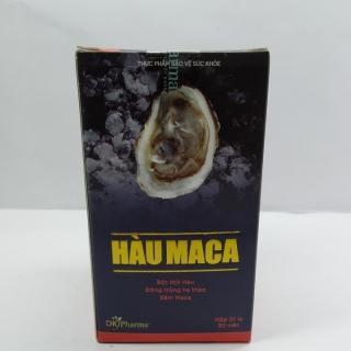 Hàu Maca - Hộp 30 Viên thumbnail