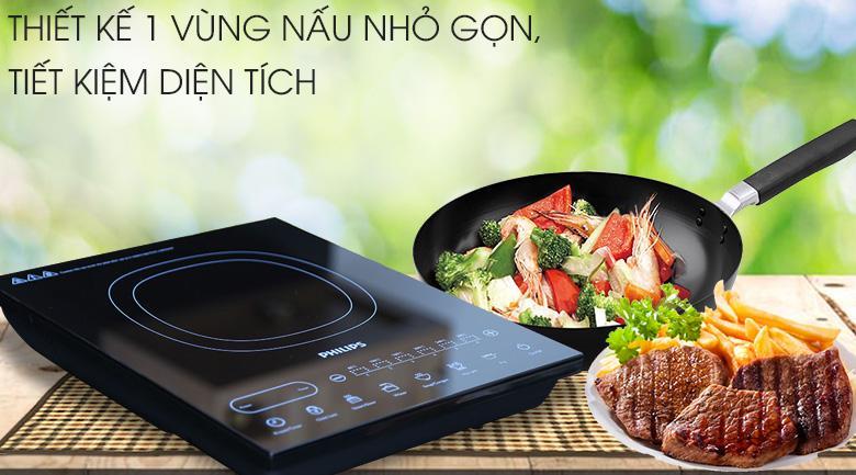 Bếp từ Philips HD4932