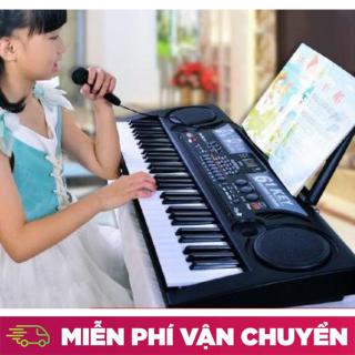 [Mẫu Mới 2021 ] Đàn Piano Organ 61 Phím Tặng Mic-Đàn 61 Phím Cho Bé Tự Học Tại Nhà - Đàn 61 Phím Còn Giúp Bé Phát Triễn Tay-Não Bộ... .Bảo Hành 1 Đổi 1, Trong Thời Gian 12 Tháng thumbnail