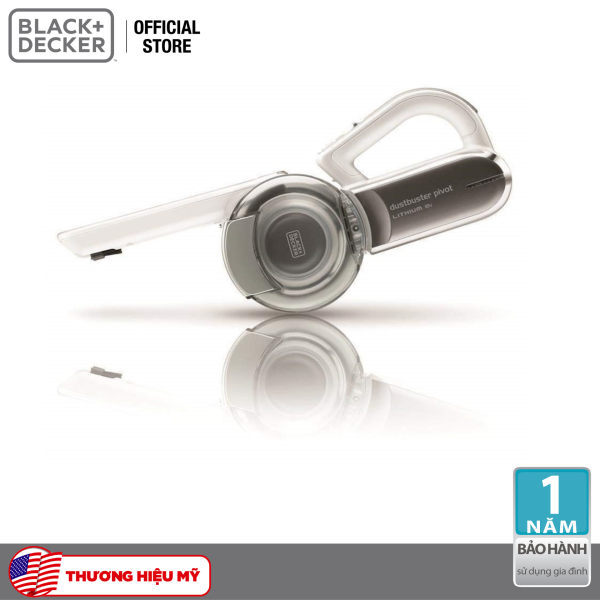 Máy hút bụi cầm tay 18V Black & Decker PV1820L-GB