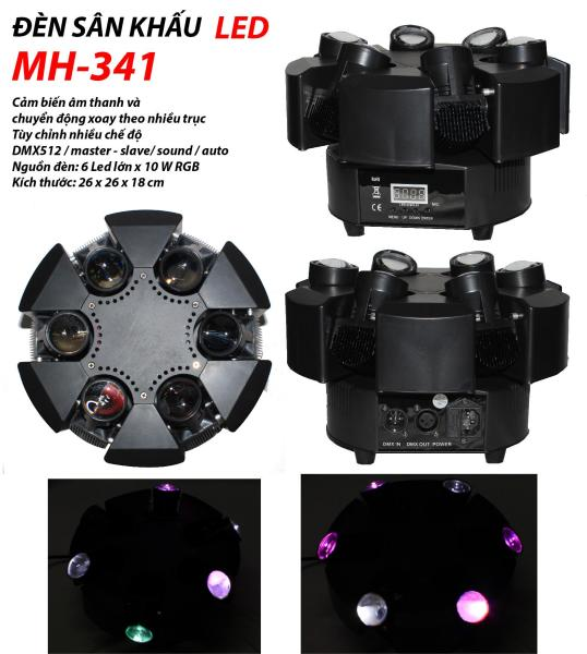 Đèn sân khấu Led MH-341