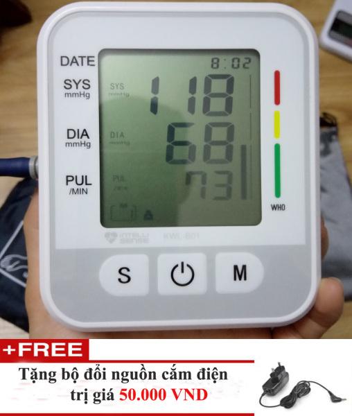 Máy đo huyết áp bắp tay Electronic Intellisense công nghệ Nhật Bản - Phát hiện rối loạn nhịp tim