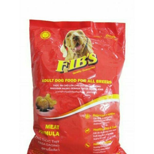 HN-FIBS - Thức ăn cao cấp dạng hạt cho MỌI LOẠI CHÓ (trên 10kg) Fib