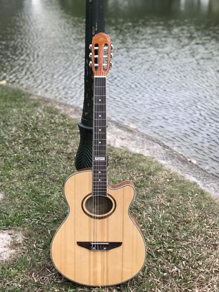 Đàn Guitar Classic TAGIMA CSG-EQ chính hãng