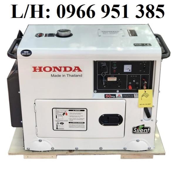 Máy Phát Điện Honda Chạy Dầu HD5500SE 3.5KW