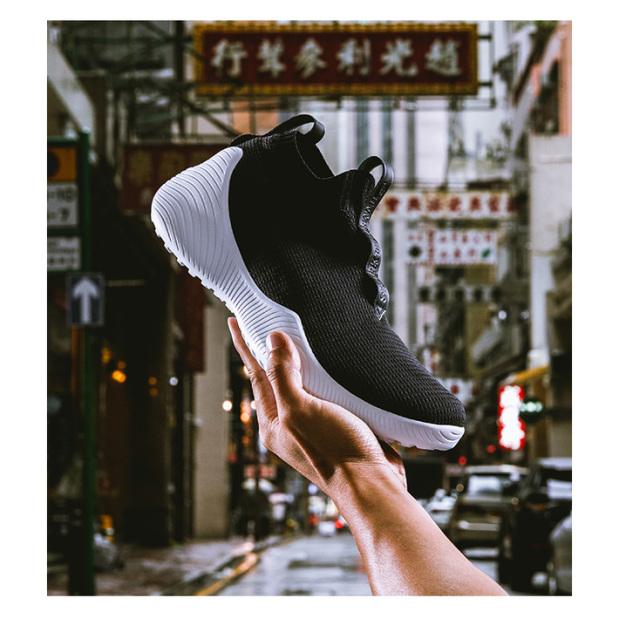 Giày bóng rổ nam Anta Shock The Game 81831208 giá rẻ
