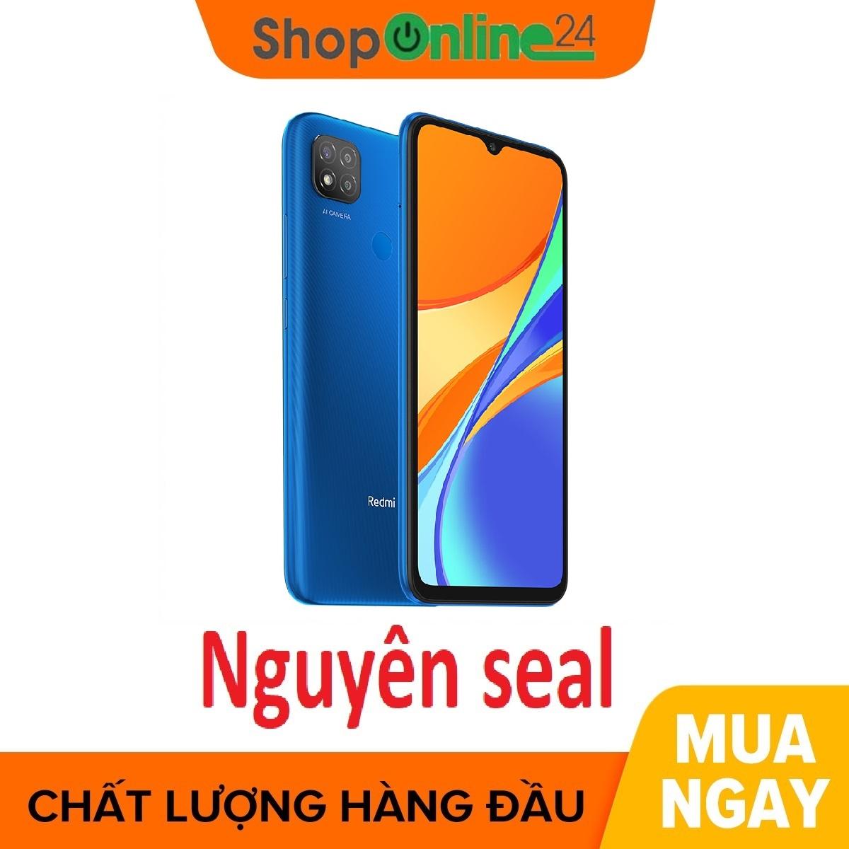 Điện thoại Xiaomi Redmi 9C 2/32Gb - Hàng chính hãng Xiaomi VN