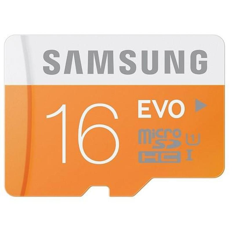 Thẻ Nhớ Micro SD Samsung evo 16G Class 10