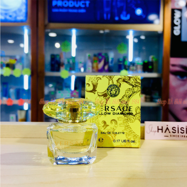 NƯỚC HOA MINI VERSACE - Yellow Diamond 5ml ( NỮ )
