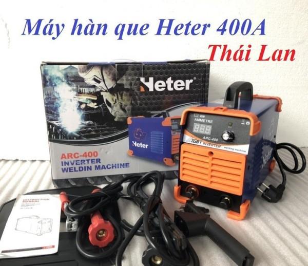 Máy hàn điện tử thái lan Heter 400A