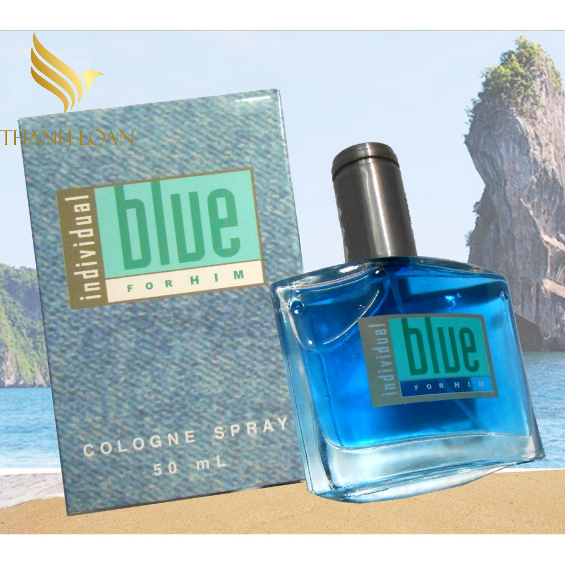 Nước Hoa BLUE AVON 50ML  - Nước Hoa Nam - Nước Hoa Giá Tốt - Blue Avon For Him - Thanh Loan