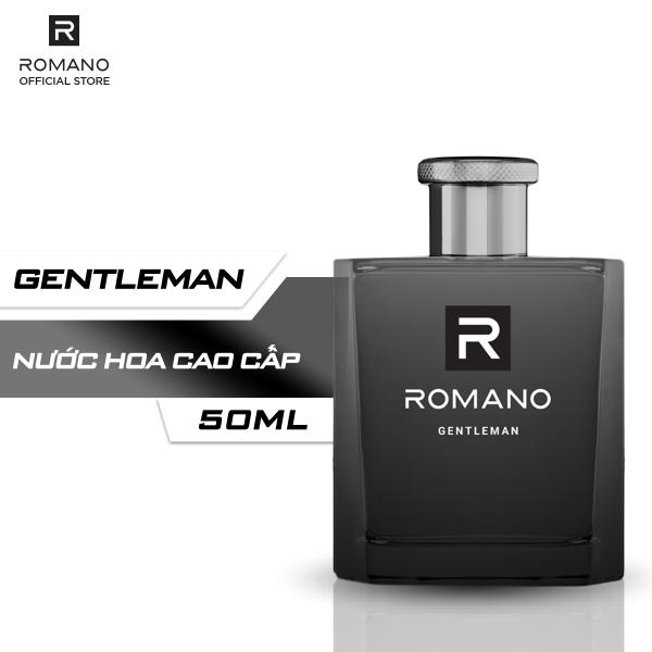 Nước hoa Romano Gentleman 50ml