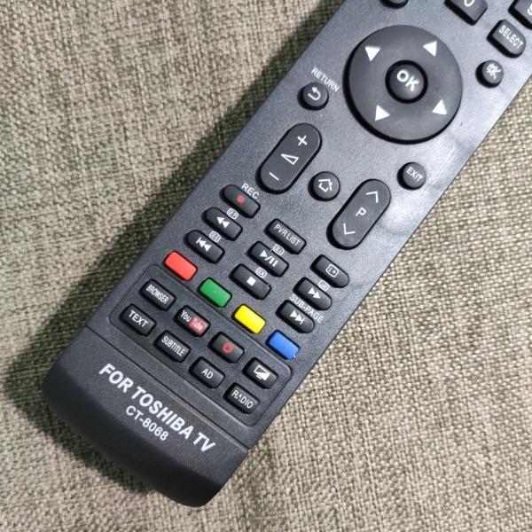 Bảng giá Điều khiển tivi Toshiba - HÀNG TỐT