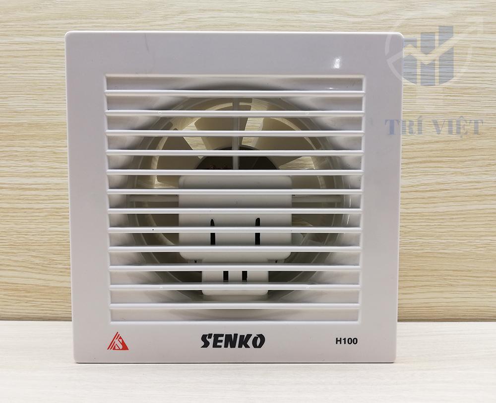 Máy hút mùi gắn tường H100 (25W) - Thông Hơi Nhanh Chóng