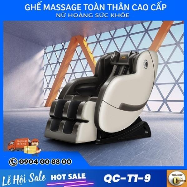 Ghế Massage Queen Crown QC T19 Điều Khiển Cơ