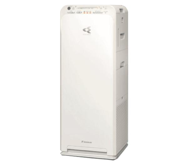 Máy lọc không khí và tạo ẩm Daikin MCK55TVM6, công nghệ Streamer giúp loại bỏ các chất gây hại,