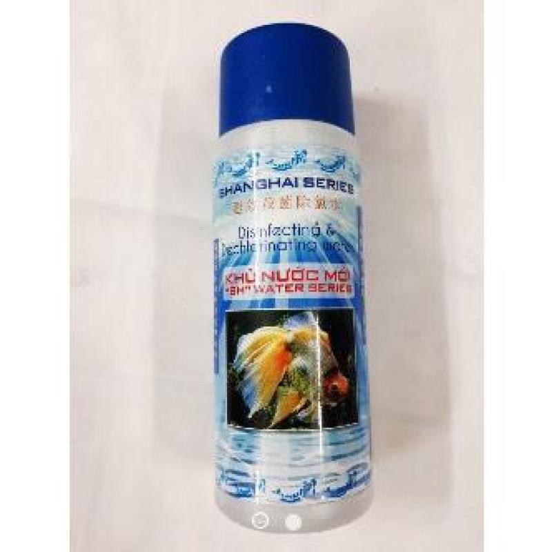 Thuốc Khử Nước Mới Hồ Cá ShangHai - Dung Dịch Thay Nước Mới, Khử Clo Cho Bể Cá