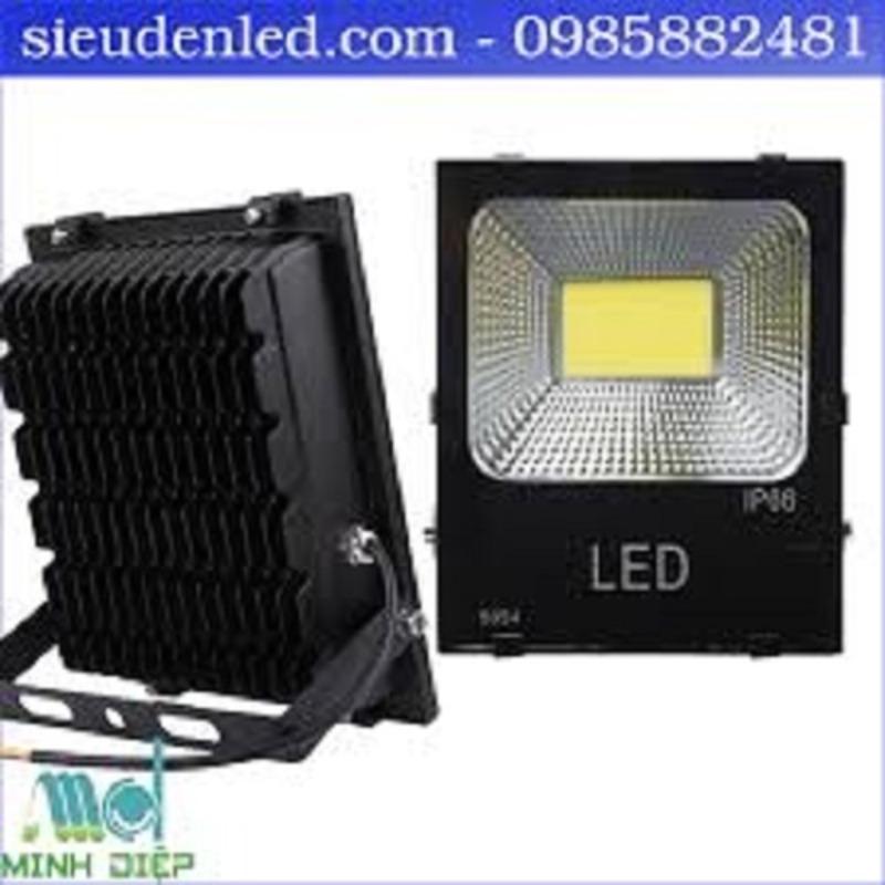 Đèn Pha led Cao cấp 100w chống nước COB 220V (Đủ wat). Tuổi thọ đèn cao thân thiện với môi trường không chứa chất độc hại có thể tái chế.