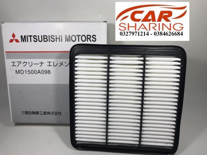 Lọc gió động cơ  Mitsubishi Triton ~2015, Zinger, Pajero sport ( MD1500A098 )