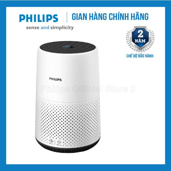 Máy lọc không khí Philips AC0820/10 làm sạch tự động, lọc 99.5% diện tích lên đến 49m2 BẢO HÀNH TOÀN QUỐC - cam kết hàng chính hãng