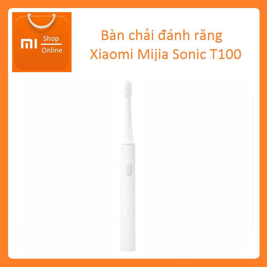 Offer tại Lazada cho Bàn Chải đánh Răng điện Xiaomi Mijia T100