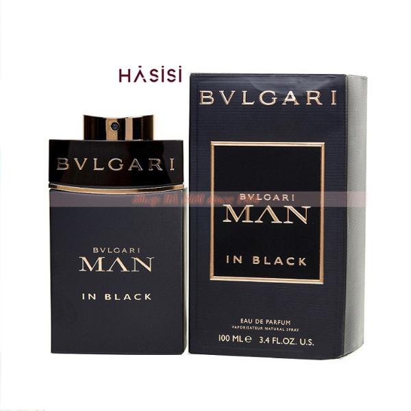 Nước hoa Bvlgari - Man In Black Edp