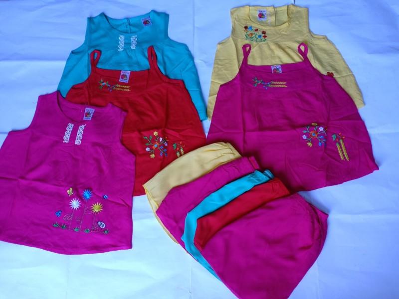 Nơi bán Sét 5 bộ lanh tole nhí cho cho bé gái size 4kg đến 20kg giao hàng màu như hình đăng
