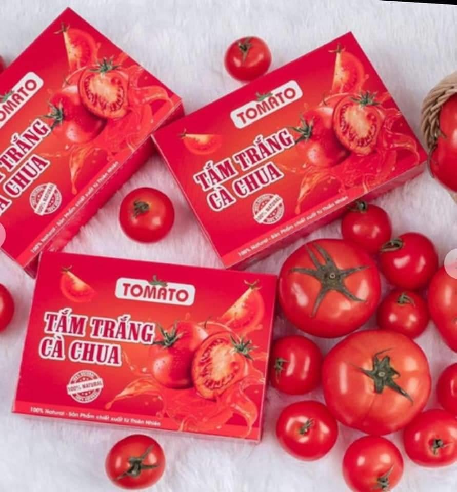 set tắm trắng cà chua tomato chính hãng